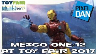 getlinkyoutube.com-Mezco Toys One:12 Product Walkthrough at New York Toy Fair 2017