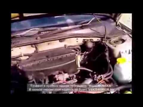 Перенос топливного фильтра под капот субару BH9