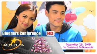 getlinkyoutube.com-[FULL] 'All You Need Is Pag-Ibig' | Bloggers Conference with Kim Chiu and Xian Lim