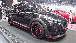 getlinkyoutube.com-All new 2016, 2017 Mazda CX3 custom modify