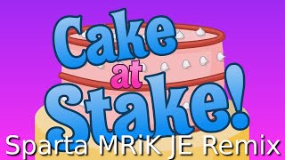 getlinkyoutube.com-[BFDI] The First Cake At Stake Theme Has A Sparta MRiK JE Remix