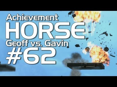 Halo: Reach - Achievement HORSE #62! (Geoff vs. Special Guest!)