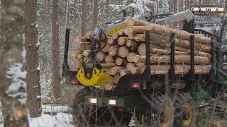 Техника для лесопромышленного комплекса