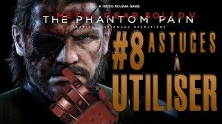 getlinkyoutube.com-Top 8 des astuces à utiliser ! dans Metal Gear Solid The phantom pain.