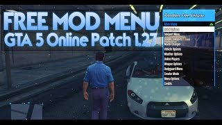 "getlinkyoutube.com-GTA 5 Online - BEST FREE ""MOD MENU"" (GTA 5 1.27 Mods) RGH/Jtag ""Working Free Mod Menu"" + Download"