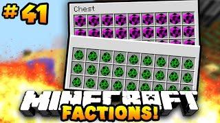 "getlinkyoutube.com-Minecraft FACTIONS VERSUS ""DOUBLE RAID SPECIAL!"" #41 | w/ PrestonPlayz"