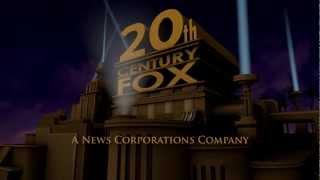 getlinkyoutube.com-20th Century Fox Intro [Cinema 4D] [UPDATE 2.0] [Please read description]