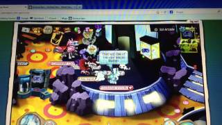 getlinkyoutube.com-Animal Jam- How To Win Awesome Epic Plushies In The Claw