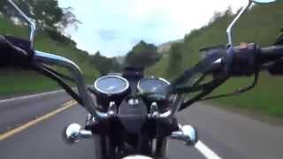 getlinkyoutube.com-Viagem de Maringá-PR a Cananéia-SP de Intruder 125 cc - Ilha do Cardoso