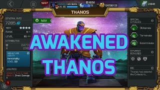 getlinkyoutube.com-DUPED THANOS FROM LOL EXPLORATION! Marvel Contest of Champions