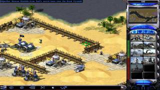 getlinkyoutube.com-Let's Play C&C Red Alert 2 Yuris Revenge Part 11 - Tomb Raided