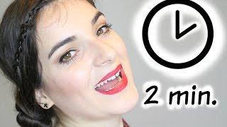 getlinkyoutube.com-Como Clarear os dentes em 2 Minutos [ clareamento garantido]