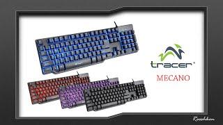 getlinkyoutube.com-Tracer Mecano - Rzut oka na niedrogą i ciekawą klawiaturę
