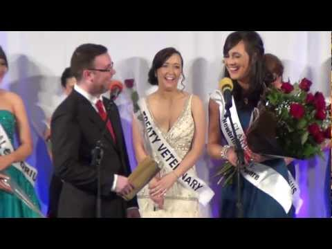 Clare Rose of Tralee 2012 Final Show