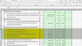 getlinkyoutube.com-Pengisian Format SKP (Sasaran Kerja Pegawai) untuk Guru