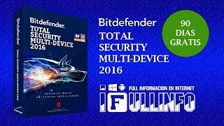 getlinkyoutube.com-Bitdefender Total Security 2016 | PROMOCION DE 90 DIAS GRATIS