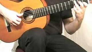 getlinkyoutube.com-Flamenco Guitar - Bulerias intro, Sample Guitar Lesson in Solea