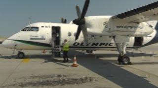 getlinkyoutube.com-Olympic Dash 8-102|Flight OA68 Athens-Skiathos|Scenic Flight in Full HD