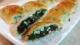 getlinkyoutube.com-فطائر بالسبانخ الجبن والزيتون
