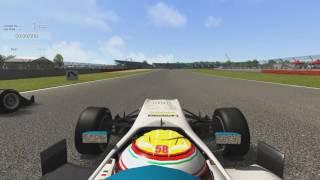 getlinkyoutube.com-ACRL Season 7 - Round 1 Silverstone RACE 2 - RSR Formula 3 - Assetto Corsa Racing League