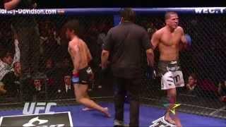 Anthony Pettis. El Taekwondo en UFC
