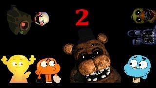 getlinkyoutube.com-Five Night's at Freddy's 2 Trailer Reaction