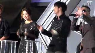 getlinkyoutube.com-Taecyeon MC - Dancing  [Hallyu Concert]
