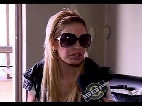 Sandy Boquita denuncia abuso de una autoridad en show discotequero - SQP