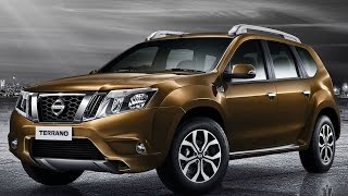 2017 Nissan Terrano Facelift To Launch In India On March 27
