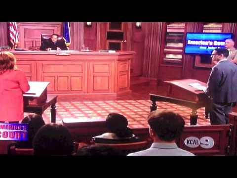 Michelle Luna on America's Court Jan 2013