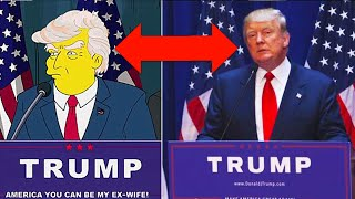 getlinkyoutube.com-10 Times The Simpsons Predicted The Future