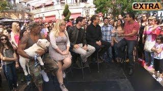 getlinkyoutube.com-The 'Criminal Minds' Cast on Their 'Explosive' Season Finale