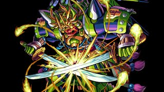 getlinkyoutube.com-[怪物彈珠] 最後今晚 陪我打木村正「幽界的妖刀-木之刃」