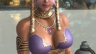 getlinkyoutube.com-Sexy geisha hot tub scene in Asura's Wrath (Mature only 1080p)