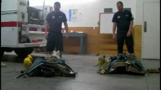 Turn Out Drill - 41.93 seconds