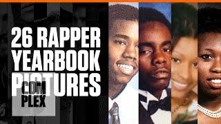 Les photos de rappeurs au lycée !