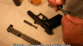 getlinkyoutube.com-Pistola - Limpieza y Lubricación - Mantenimiento