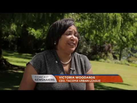 Victoria Woodards, Tacoma Urban League