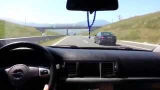 getlinkyoutube.com-Opel Vectra OPC 280km/h