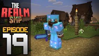 getlinkyoutube.com-Realms Multiplayer Survival Ep. 19 - I'M BACK!!! - Minecraft PE (Pocket Edition)