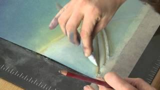 getlinkyoutube.com-Pastel Pencils and Pastels