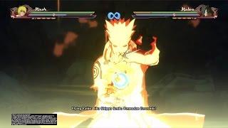 getlinkyoutube.com-Naruto Shippuden: Ultimate Ninja Storm 4: Minato Namikaze(Reanimation) All Moves and Awakening!