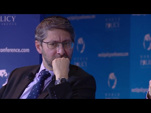 WPC 2015 session 15: Europe's refugee crisis