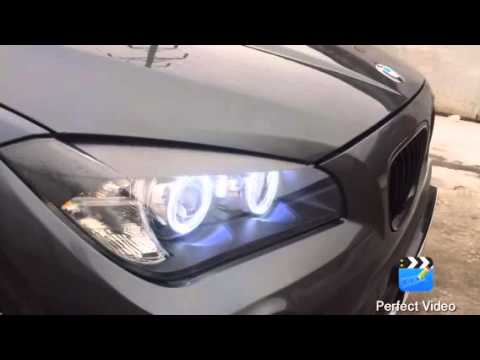 BMW X1 powered by Right Light