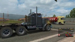Euro Truck Simulator 2: Peterbilt 351 sounds