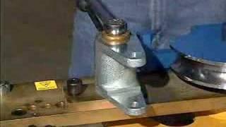 getlinkyoutube.com-Baileigh RDB-100 Tube and Pipe Bender, RMD Model 100 Tubing Bender, Bending Machine