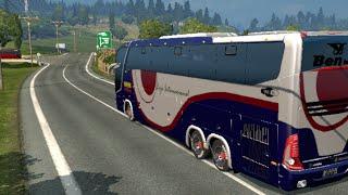 getlinkyoutube.com-Mapa Ecuador Euro Truck Simulator 2  Ruta Quito - Cuenca