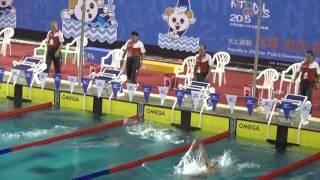 getlinkyoutube.com-104年全國運動會男子50公尺仰式決賽