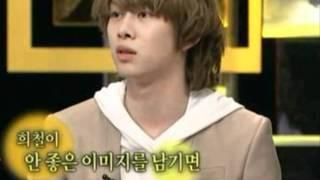 getlinkyoutube.com-Super Junior - Tear drops of Lee Teuk,  and Heechul