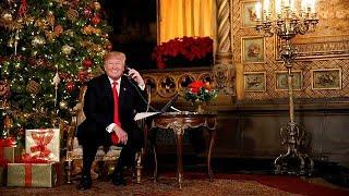 2017'ye Trump damgası